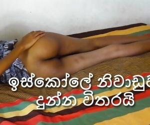 Sri Lankan School Duo on their fresh Yr Vacation..