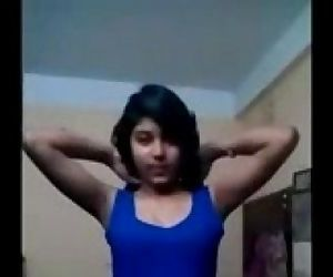 Desi Horny Webcam Undress Showcase - 5 min