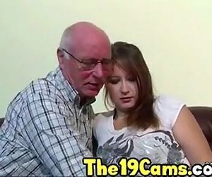 Slutty daughter fledgling web cam video - 15 min