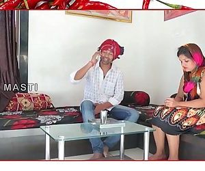 Desi Gf & Beau Romance - courtesy: youtube.com hot masti -..
