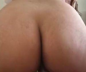 British paki riding cock thick ass