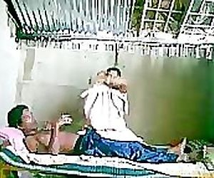 Indian Couple On Web cam