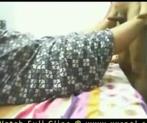 Desi mature indian bhabhi toying youn devars firm cock