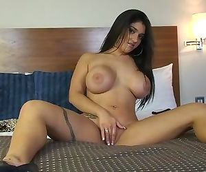 Indian Leah Jayes Finest British Dirty Converse - JOI