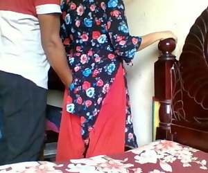 Indian step sister astonished by her brother 7 min