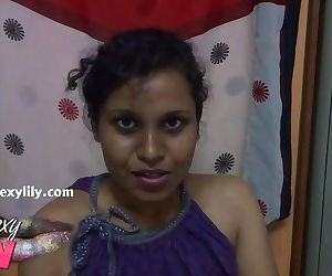 Indian Babe Lily South Amateur..