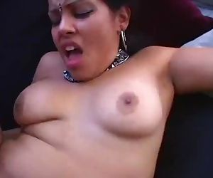 Piecered Pussy Babe Taking big..