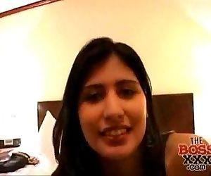 Dhanya Balakrishna lookalike..