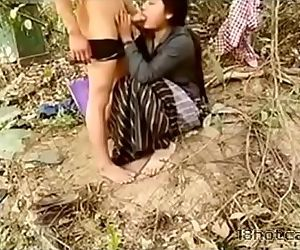 Indian Outdoor sex..