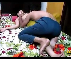 Desi hot couple Suhagraat Fuck -..