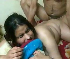 Bhabhi fuck by me in my Rome and..