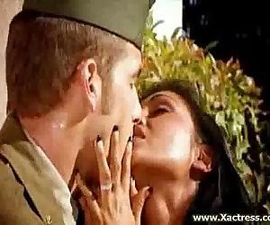 Priya Rai and Wounded Soldier sex..