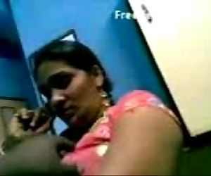 Horny telugu lady dancing and..