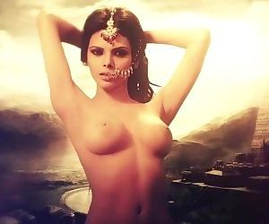 Kamasutra 3D - Photo Shoot Nude..