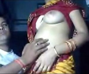 Indian Amuter Sexy couple love..