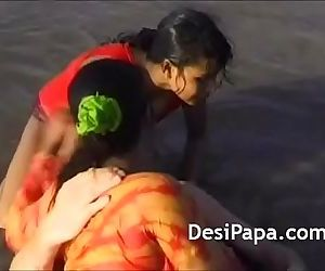 Indian Call Girls Beach Party Sex..