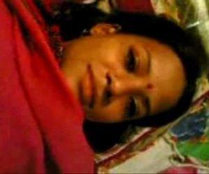 Desi hindu girl Raima fucked by..