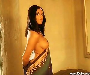 Bollywood Babe Is Really Quite..