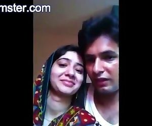 Pakistani Couple Honeymoon From..