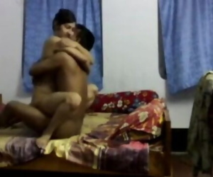 Desi girl fucked by BF infront of..