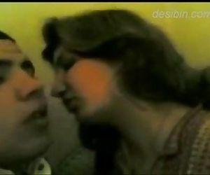 indian punjabi woman kisses and gives blowjob - 2 min