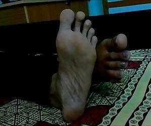 Huge Indian Soles & Feet