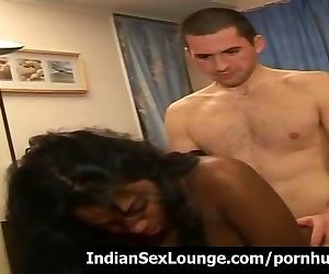 Indian Babe Get Anal Fucked
