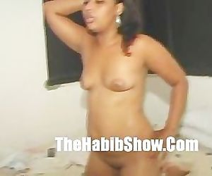 Dominican 1 finger Tight Pussy Fucked