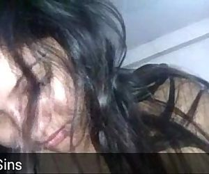 Innocent girl sensual blowjob - IndianSins - 17 min