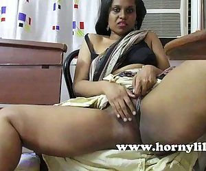 horny indian lily teacher seducing her student - 18 min HD