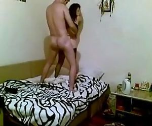 Indian Couple Has Hard And Wild Sex - 9 min