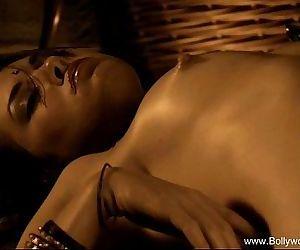 Brunette Indian MILF Dance Reality - 10 min