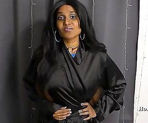 Slutty Indian Sister Cum Eating Instruction Pantie Stuffing HINDI 15 min HD+