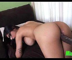 Mia Khalifa first big black cock 15 94 - 6 min