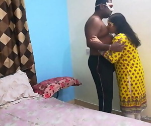 Indian Shanaya Bhabhi In Eye Catching Desi Shalwar Suit Having Closeup Sex With Love 4 min 1080p
