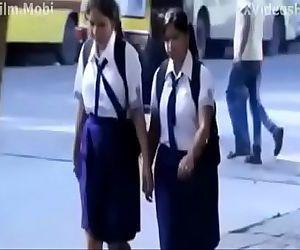 Indian Young Girls Lesbian Desi Sex - 3 min