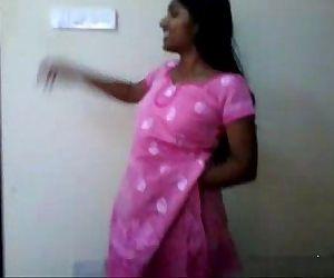 Aunty stripping - 5 min