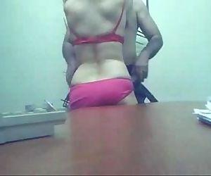 Secretary Farahn Fucking Boss - 17 min