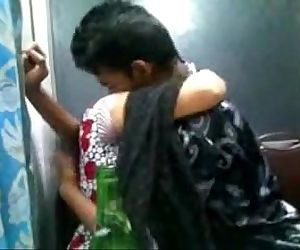 Indian Desi Girl In Churidar - 3 min