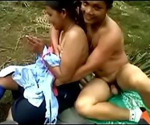 Assam girls college sports player outdoor sex with bf 1542 - 9 min