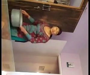 dick flash to indian maid jerking - 2 min