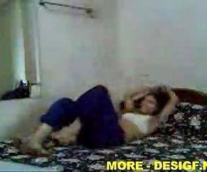 Hot Desi Couple Homemade - 6 min