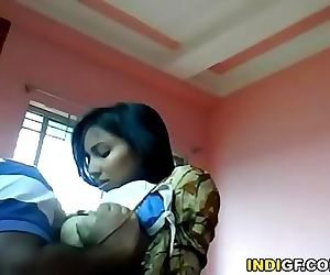 My Indian Step Sister Sucks My Cock In Parents Bedroom 5 min