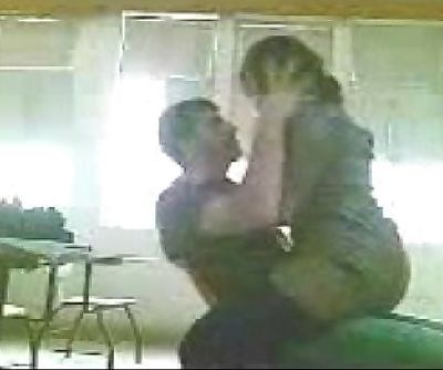 Indian college students sucking & fucking in class room - 18 min
