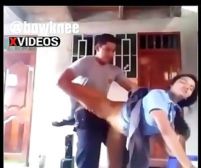 Indian school girl get fuck from her boyfriend 2 min