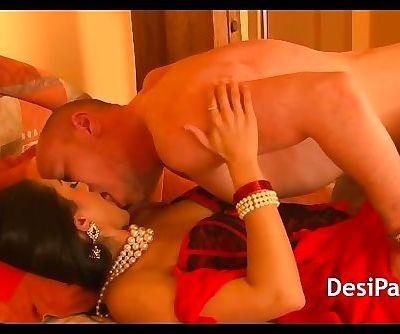 Newly Married Indian Wife Honeymoon Sex Fucked By Husband In Hotel