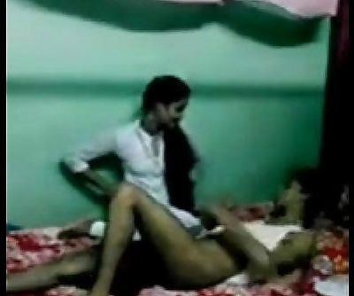Desi Indian Young College Lovers Fucking - 32 min