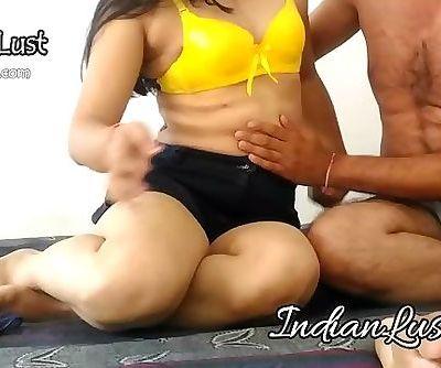 Desi Hindi Bhabhi Leaked Homemade XXX Scandal