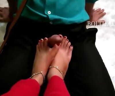 SuperLaila Indian superwoman Episode 2 - Hindi sex chudai series
