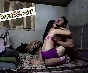 Indian Beautiful Village Girl Homemade Scandal - version 2 - www.teen99.com